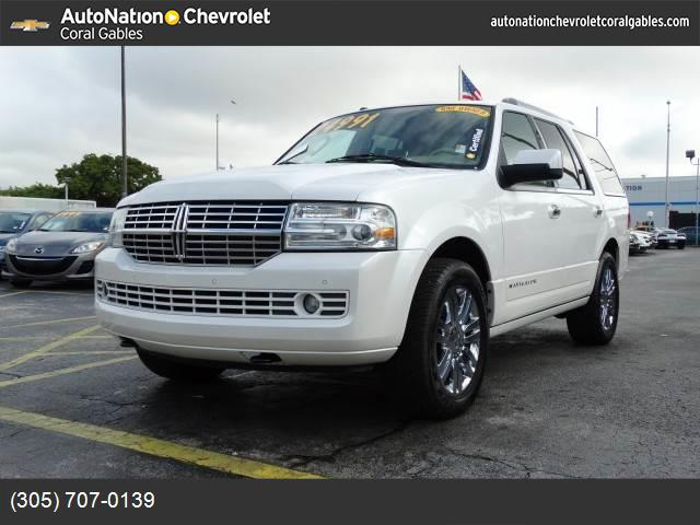 2009 Lincoln Navigator  power liftgate release traction control stability control abs 4-wheel