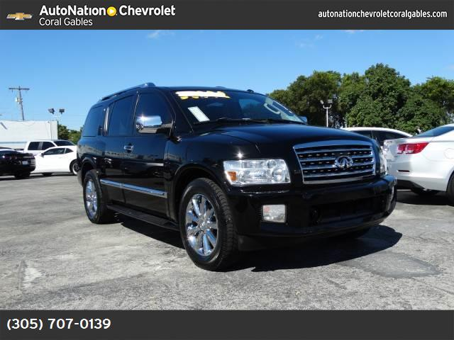 2010 Infiniti QX56  power liftgate release abs 4-wheel keyless entry air conditioning power w