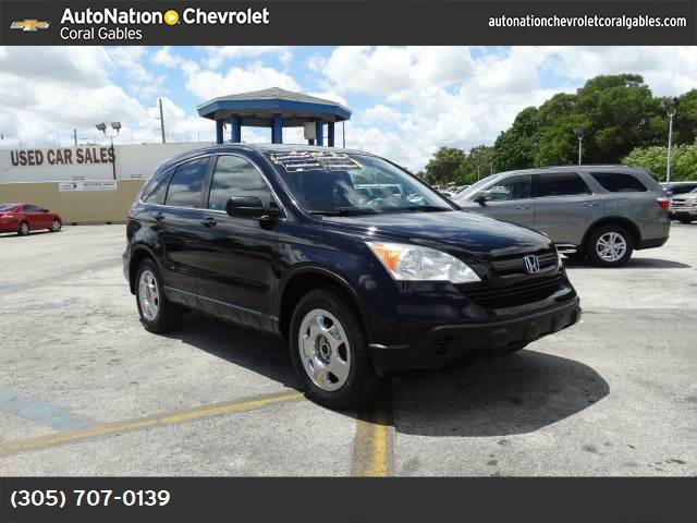 2007 Honda CR-V LX traction control stability control abs 4-wheel air conditioning power wind