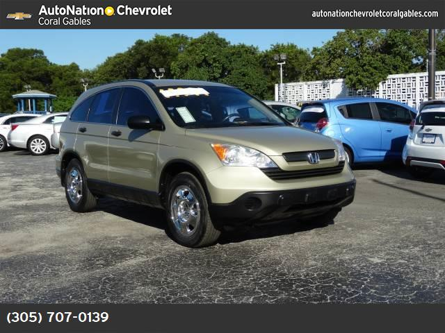 2008 Honda CR-V LX traction control stability control abs 4-wheel air conditioning power wind