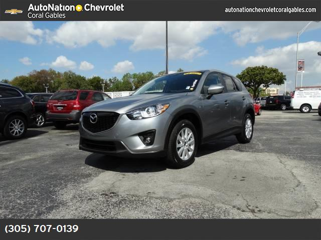 2013 Mazda CX-5 Touring blind-spot monitor hill start assist control traction control dynamic st