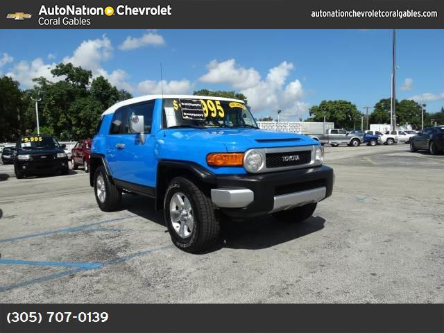 2007 Toyota FJ Cruiser  traction control stability control abs 4-wheel air conditioning power