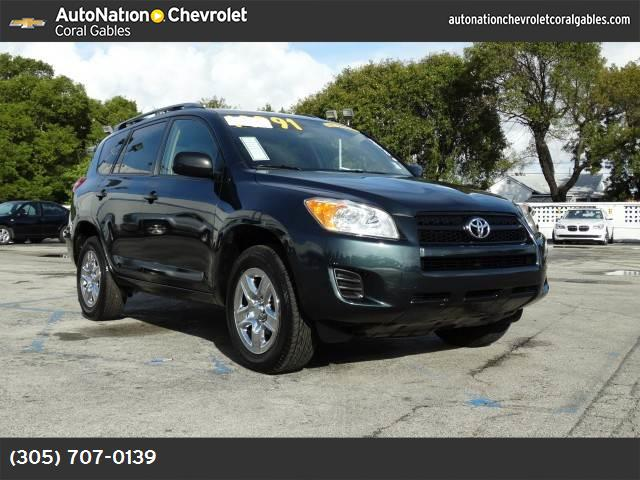 2010 Toyota RAV4  traction control stability control abs 4-wheel keyless entry air conditioni