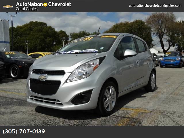 2013 Chevrolet Spark LT hill start assist control traction control stabilitrak abs 4-wheel ke