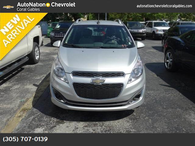 2013 Chevrolet Spark LT hill start assist control traction control stabilitrak abs 4-wheel ke