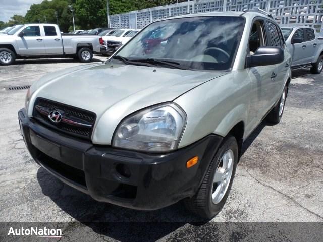 2007 Hyundai Tucson GLS 98824 miles VIN KM8JM12B37U582705 Stock  1133706827 7991