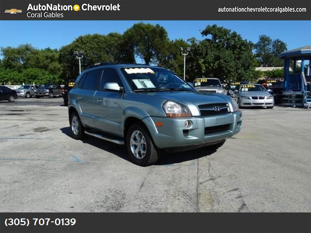 2009 Hyundai Tucson Limited traction control stability control abs 4-wheel keyless entry air