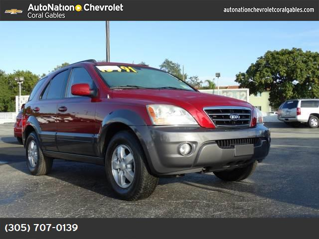 2008 Kia Sorento EX traction control stability control abs 4-wheel air conditioning power win