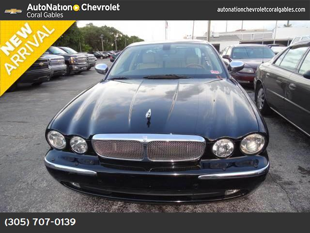 2007 Jaguar XJ XJ8 L traction control stability control abs 4-wheel air conditioning power wi