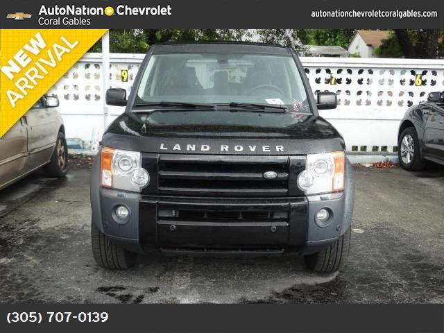 2007 Land Rover LR3 SE traction control stability control abs 4-wheel air conditioning power
