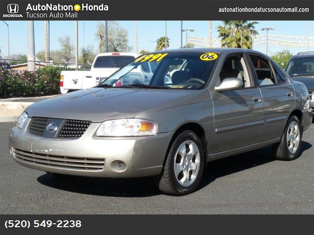 2006 Nissan Sentra near Tucson AZ 85705 for $4,991.00