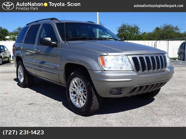2002 Jeep Grand Cherokee near Pinellas Park FL 33781 for $3,953.00