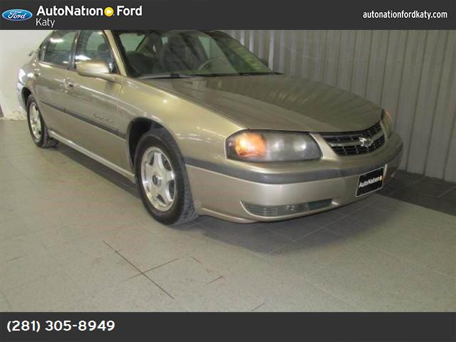 2002 Chevrolet Impala near Katy TX 77450 for $4,991.00