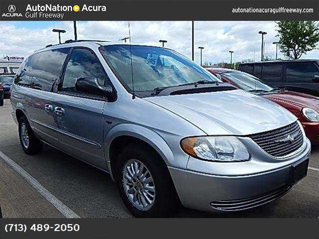 2002 Chrysler Town & Country near League City TX 77573 for $4,551.00
