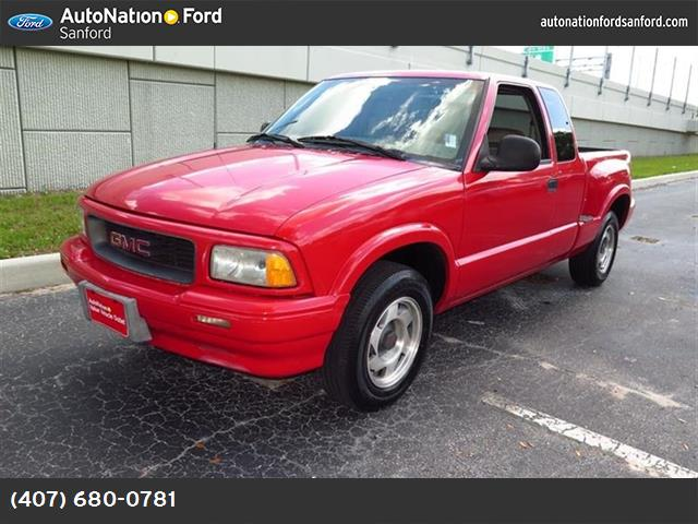1997 GMC Sonoma near Sanford FL 32771 for $4,885.00