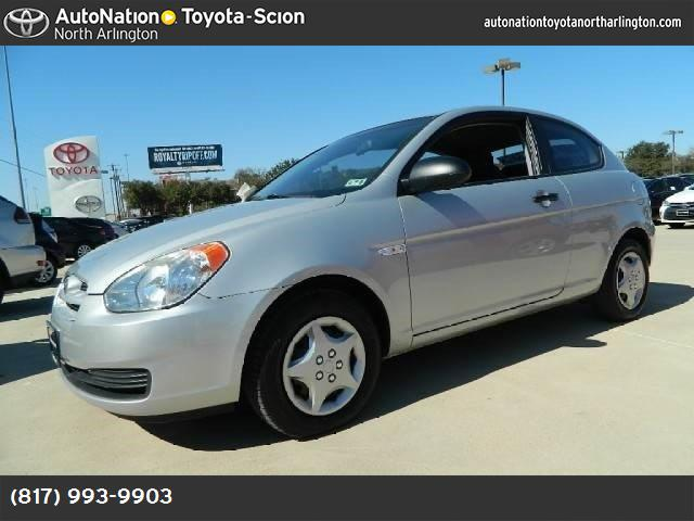 2007 Hyundai Accent near Arlington TX 76011 for $4,495.00