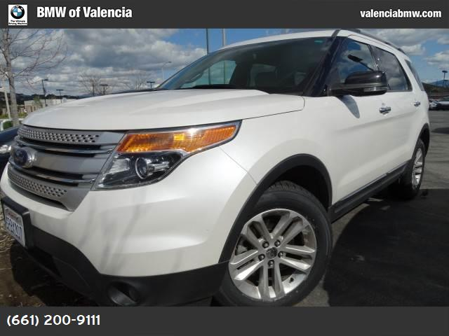 2011 Ford Explorer XLT hill start assist control traction control stability control abs 4-wheel