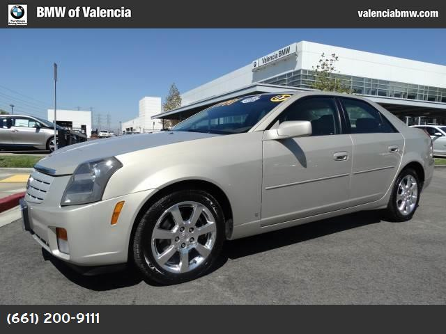 2007 Cadillac CTS  traction control abs 4-wheel air conditioning power windows power door loc