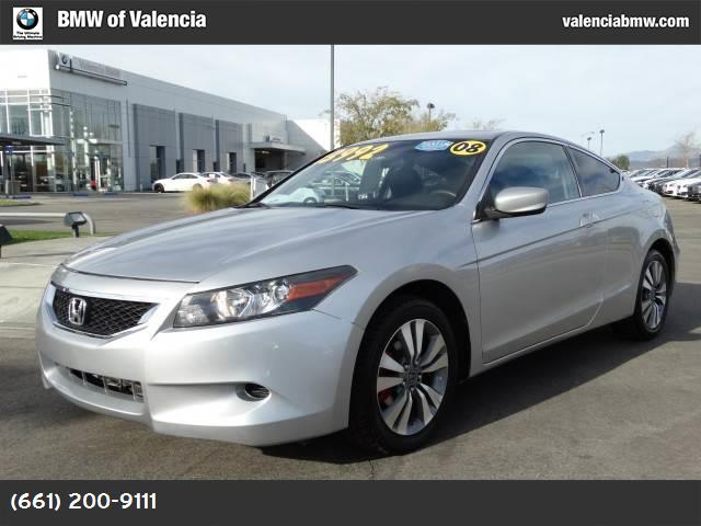 2008 Honda Accord Cpe EX-L traction control stability control abs 4-wheel air conditioning po