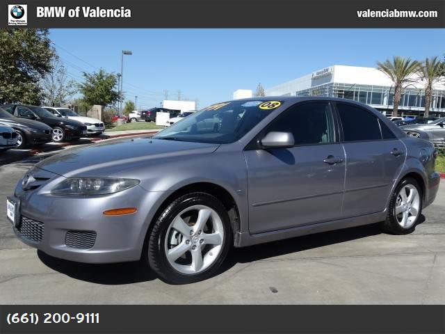 2008 Mazda Mazda6 i Sport VE traction control abs 4-wheel air conditioning power windows powe