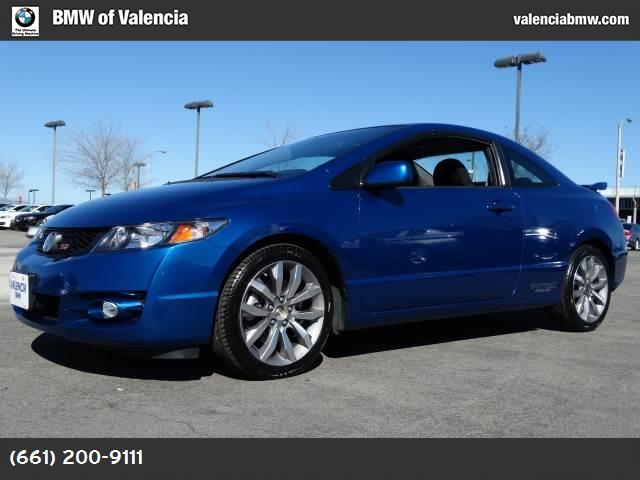 2010 Honda Civic Cpe Si traction control stability control abs 4-wheel keyless entry air cond
