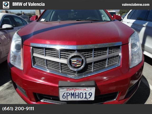 2010 Cadillac SRX Base traction control stabilitrak abs 4-wheel keyless entry air conditionin