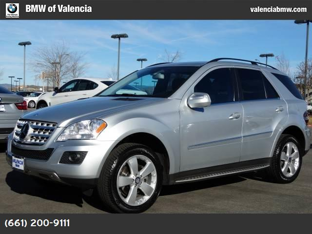 2010 Mercedes M-Class ML350 hill start assist control traction control electronic stability contr