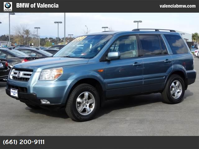 2006 Honda Pilot EX-L with NAVI traction control stability control abs 4-wheel air conditionin