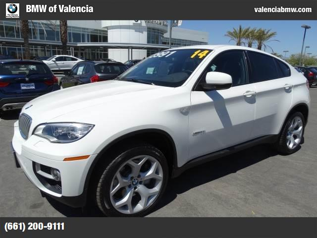 2014 BMW X6 xDrive50i hill descent control traction control dynamic stability control abs 4-whe