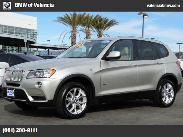 2013 BMW X3 xDrive35i hill descent control traction control dynamic stability control abs 4-whe