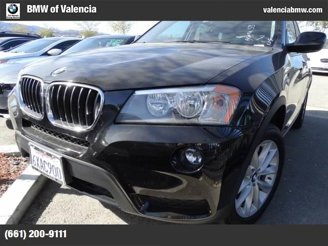 2013 BMW X3 xDrive28i hill descent control traction control dynamic stability control abs 4-whe