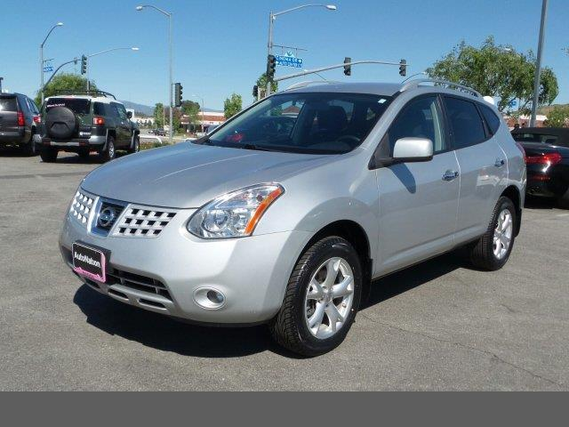 2010 Nissan Rogue SL traction control vchl dynamic control abs 4-wheel keyless entry air cond