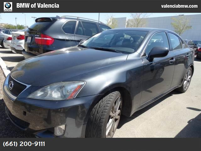 2008 Lexus IS 250  traction control stability control abs 4-wheel air conditioning power wind