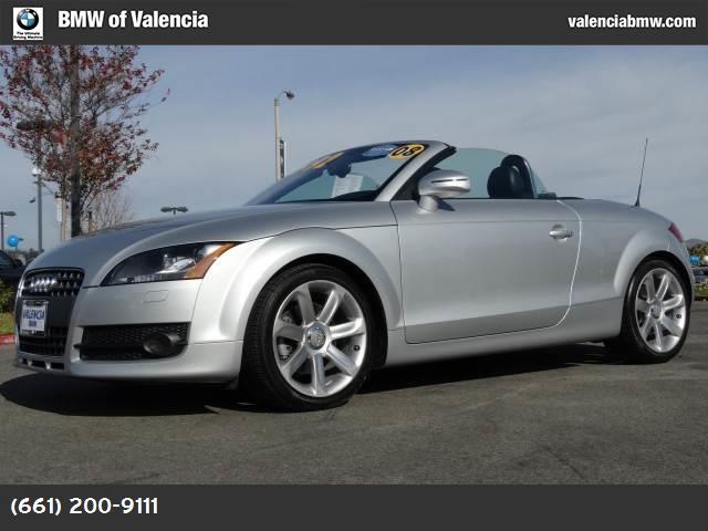 2008 Audi TT 20T traction control stability control abs 4-wheel air conditioning power windo