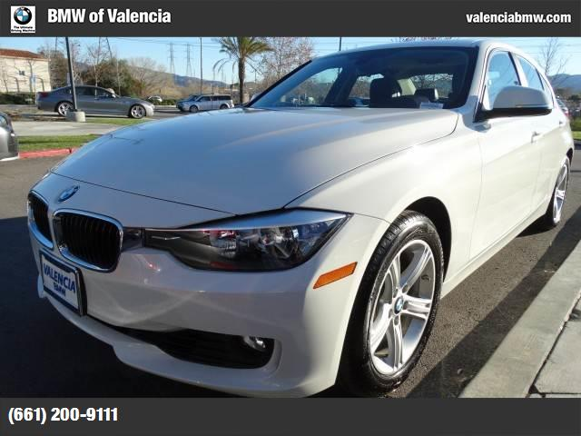 2014 BMW 3 Series 320i dynamic traction control dynamic stability control abs 4-wheel keyless