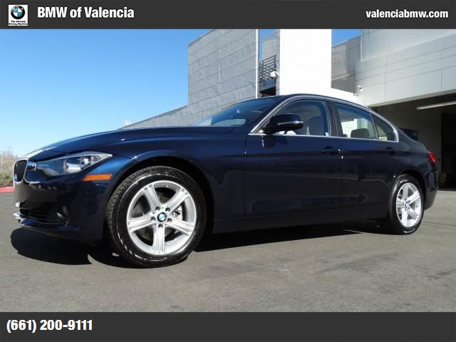 2015 BMW 3 Series 328i xDrive imperial blue metallic turbocharged all wheel drive power steering