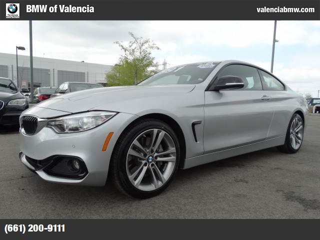 2015 BMW 4 Series 435i dynamic traction control dynamic stability control abs 4-wheel keyless