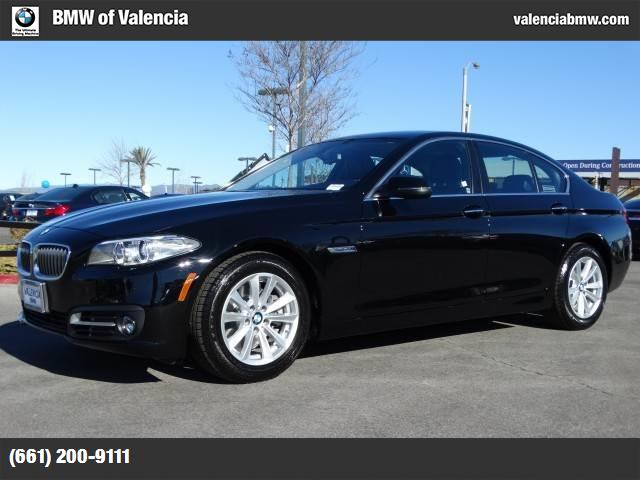 2015 BMW 5 Series 528i clearcoat paint chrome grille body-colored door handles light tinted glas
