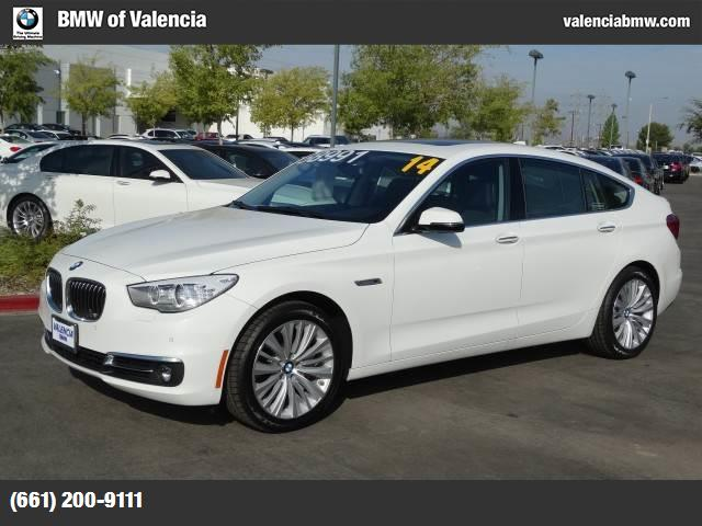 2014 BMW 5 Series Gran Turismo 535i traction control stability control abs 4-wheel keyless ent