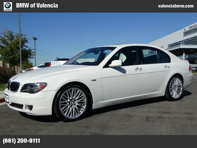 2008 BMW 7 Series 750i hill start assist control traction control dynamic control abs 4-wheel