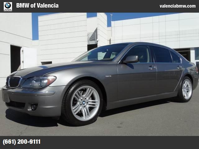 2007 BMW 7 Series 750Li 104403 miles VIN WBAHN83527DT68965 Stock  1210793256 15992