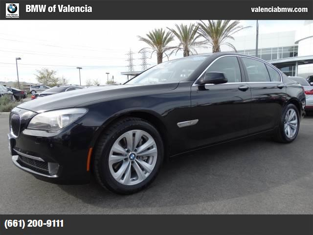 2011 BMW 7 Series 740i traction control vchl dynamic control abs 4-wheel keyless start air co