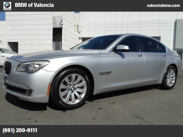 2009 BMW 7 Series 750i hill start assist control traction control stability control abs 4-wheel