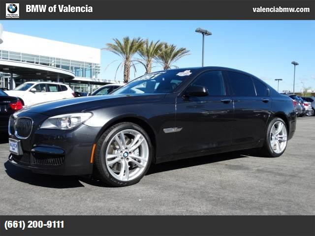 2012 BMW 7 Series 750i 20  x 85  front  20  x 100  rear double-spoke light alloy m wheels s