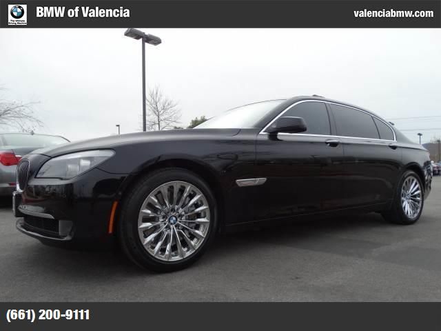 2011 BMW 7 Series 750Li 86505 miles VIN WBAKB8C54BC851659 Stock  1145362327 34991
