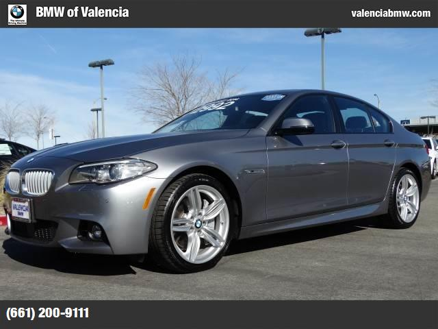 2014 BMW 5 Series 550i xDrive black  dakota leather upholstery space gray metallic turbocharged