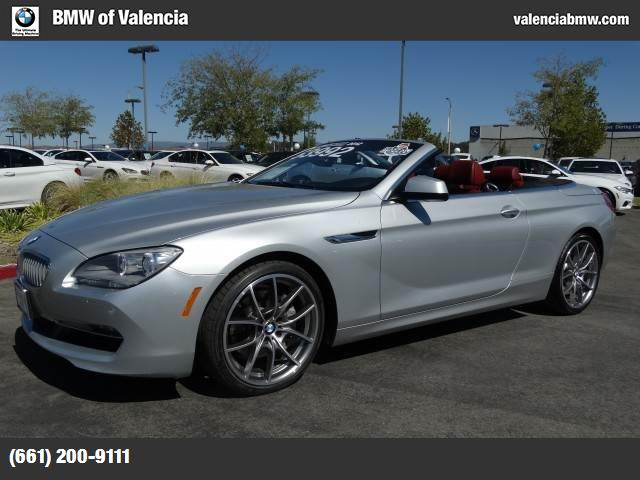 2012 BMW 6 Series 650i rollover protection dynamic traction control dynamic control abs 4-wheel