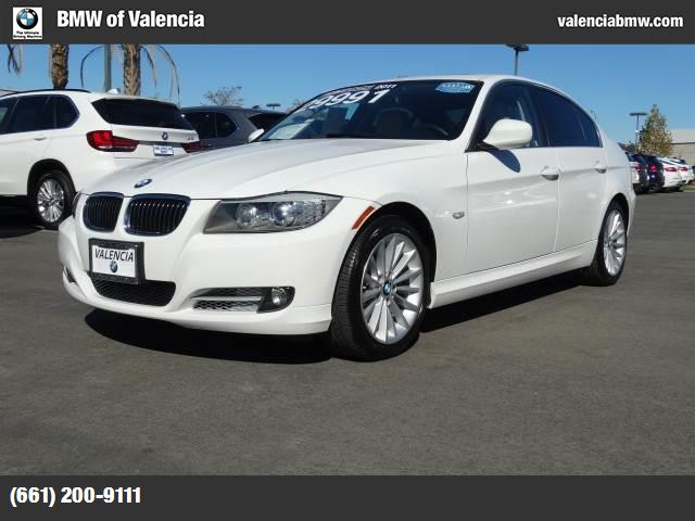 2011 BMW 3 Series 335d premium pkg traction control dynamic stability control abs 4-wheel key