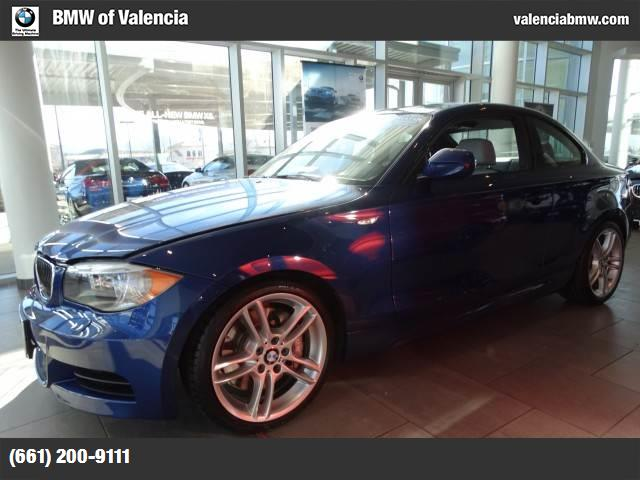 2012 BMW 1 Series 135i traction control dynamic control abs 4-wheel keyless entry keyless sta