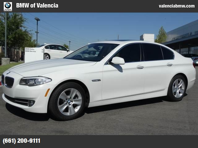 2013 BMW 5 Series 528i traction control dynamic stability control abs 4-wheel keyless entry k
